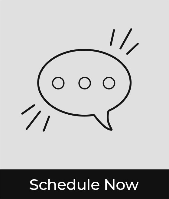 schedule now graphic