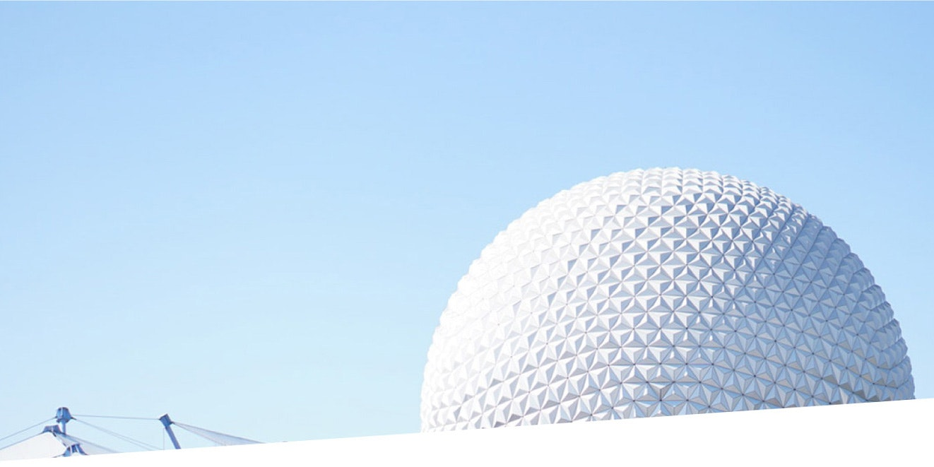 epcot ball background image
